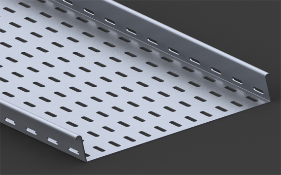 Cable Trays Raceway Manufacturers In Bangalore Slotted